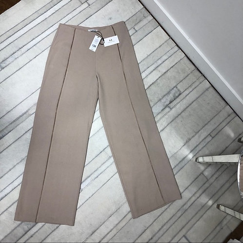 H by Halston nude pants