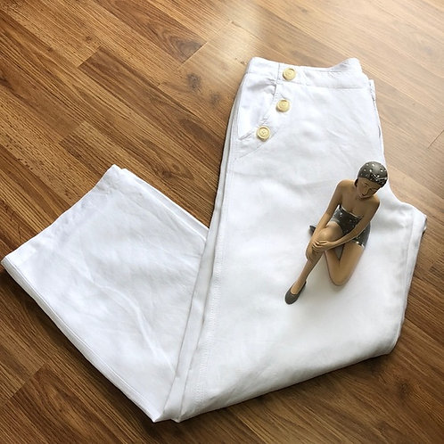 Lord & Taylor linen trousers