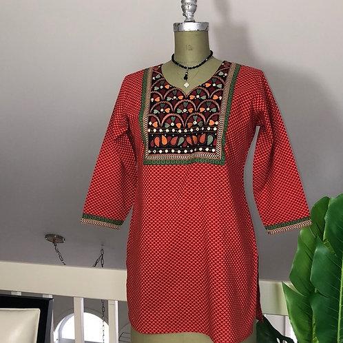 Saachi tunic