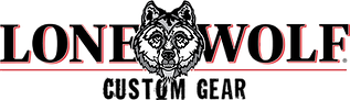 Lone Wolf Custom Gear Logo