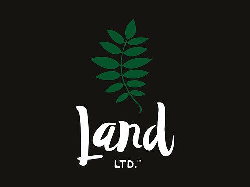 Land, Ltd. Sticker (No Background)