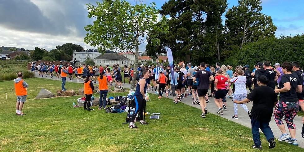 Owairaka Athletics parkrun takeover