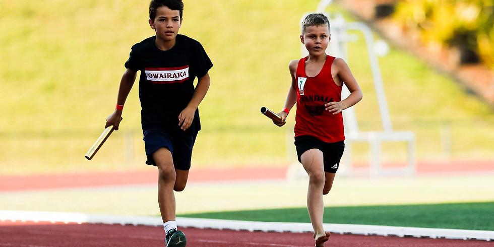Athletics Auckland Junior Festive Meets