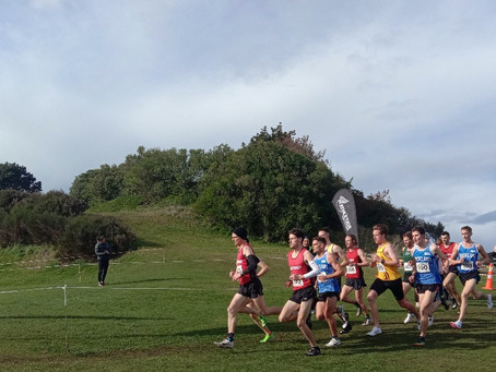 2021 Athletics New Zealand Cross Country Championships