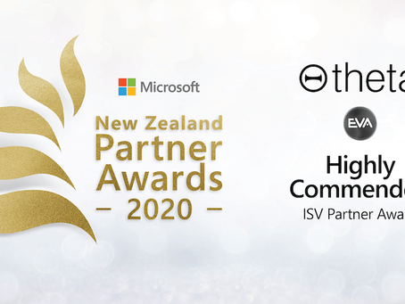 Finalist at Microsoft NZ Partner Awards
