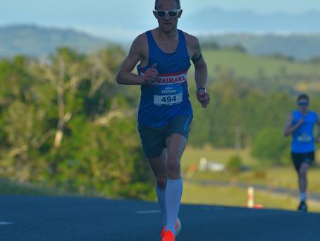 Race report: Kerikeri Half Marathon