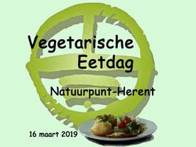 Vegetarische Eetdag