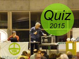 Algemene kennis quiz 2015