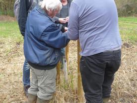 Rimpelwerkdag Verwijderen oude peilbuizen in Molenbeekvallei