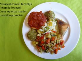 Recepten Vegetarische eetdag