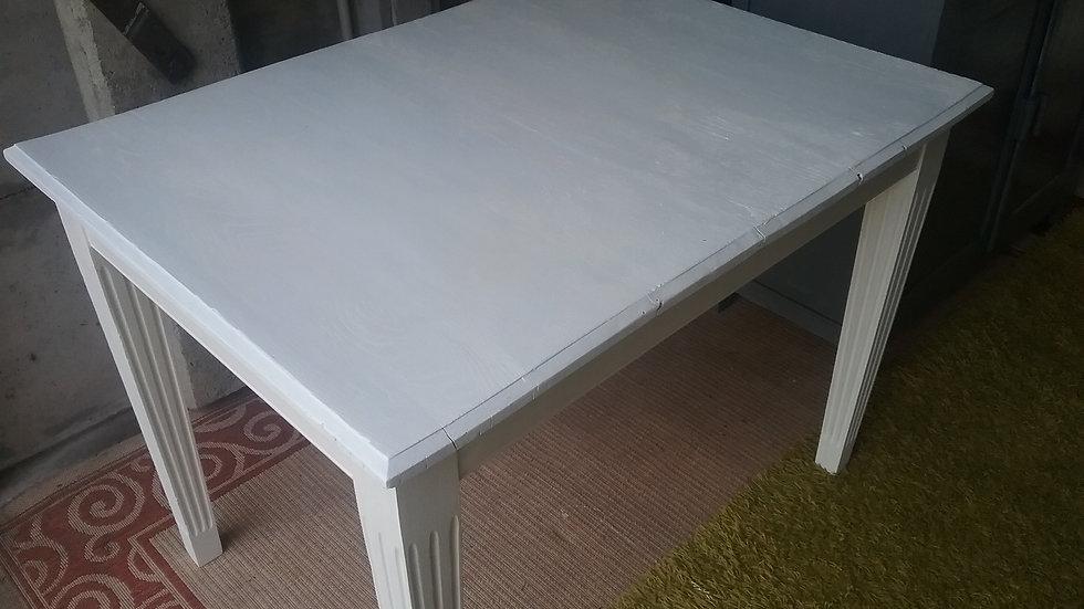 Table en Chêne blanche