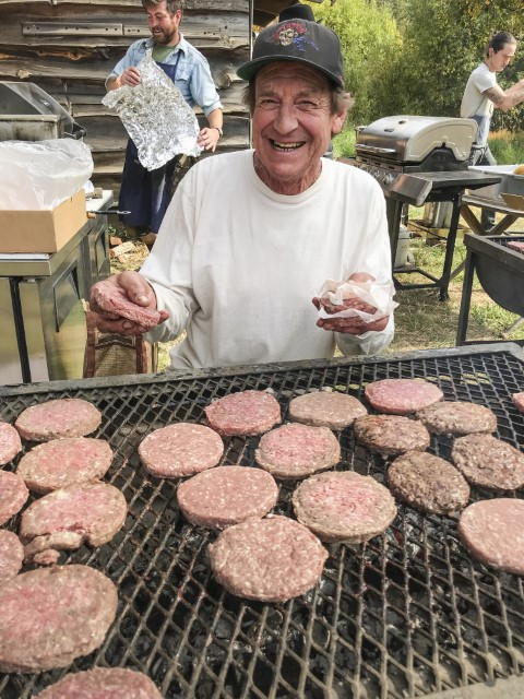 Barbeque Bob at Ekone Ranch