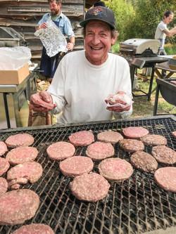 Barbeque Bob at Ekone Ranch