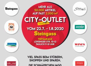 City-Outlet in Nördlingen