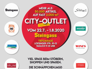 City-Outlet in Nördlingen