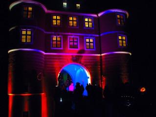 Kunst, Licht und Shoppen bis 24 Uhr Kunst- und Lichternacht in Donauwörth