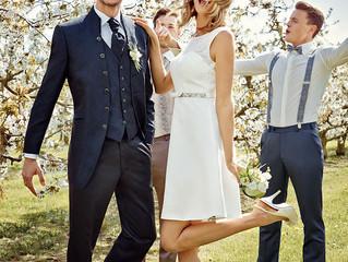Die neue Hochzeits-Kollektion ist eingetroffen!