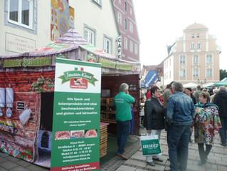 15.10. Herbst- und Regionalmarkt mit Einkaufssonntag in Donauwörth