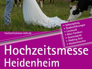 Hochzeitsmesse Heidenheim 2020