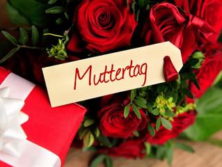 Für den Muttertag: Blumengruß & Portraitfoto inkl. 5 Euro Gutschein am Fr., 06.05. & Sa., 07