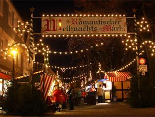 Freitag, 27.11. Eröffnung des Weihnachtsmarktes - wir haben bis 22:00 Uhr geöffnet