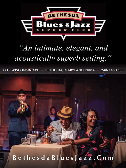 Bethesda Blues & Jazz