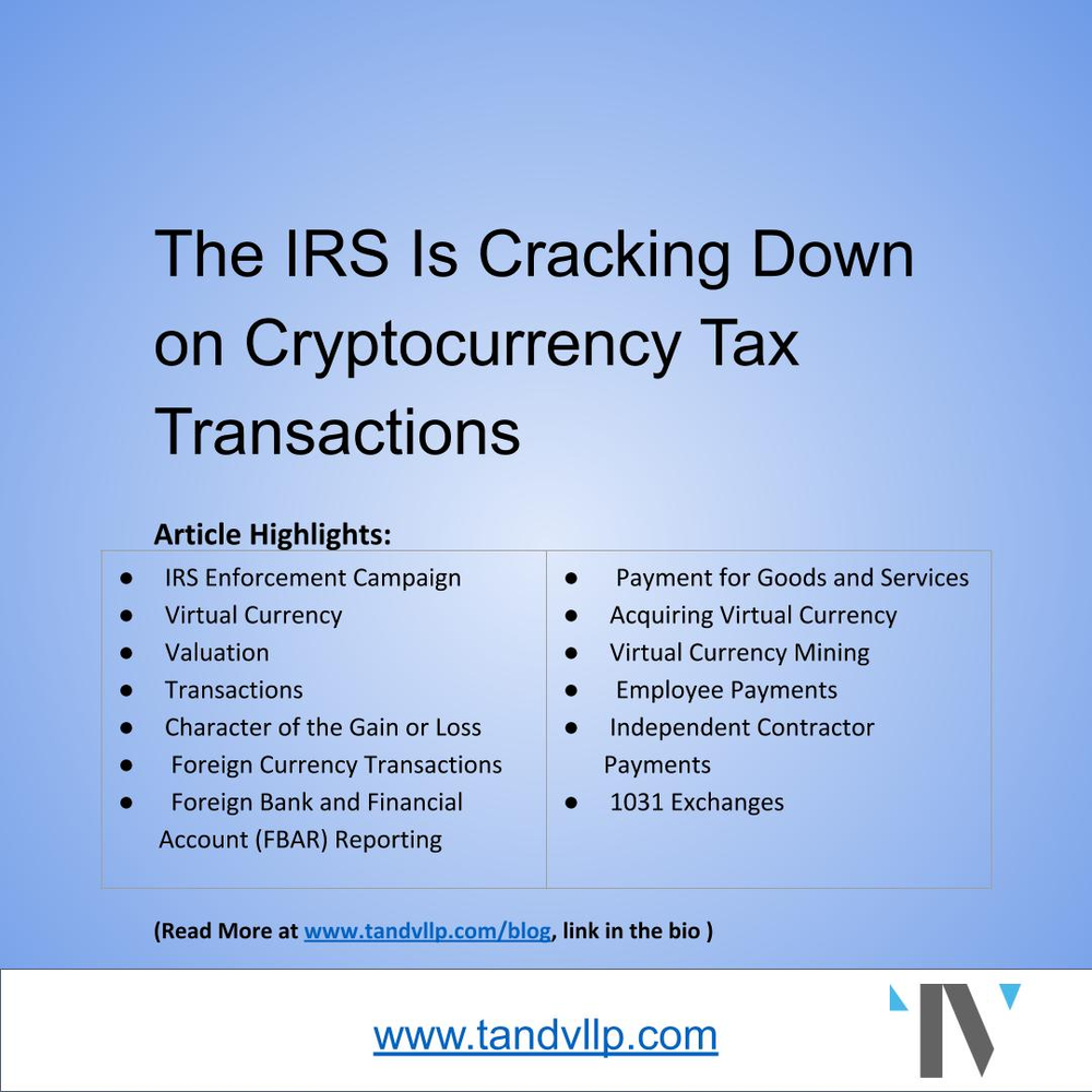 cryptocurrency held on foreign exchange reporting irs
