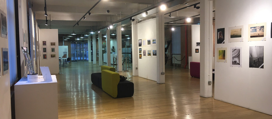 Exhibition Extended for another week!