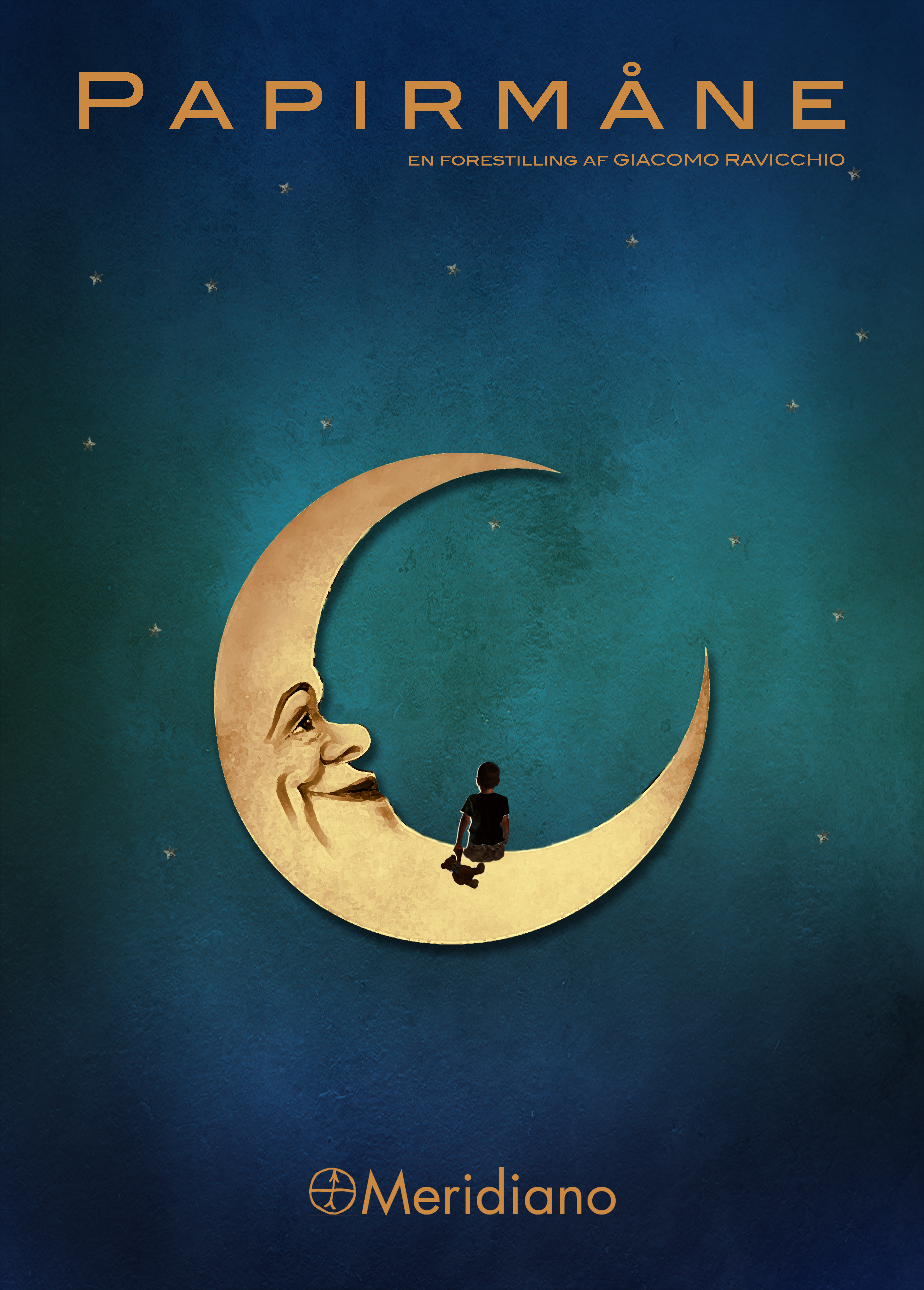 master POSTER PAPER MOON