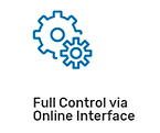 Smart Signage Full control via online interface
