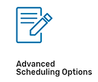Smart Signage Advanced Scheduling Options
