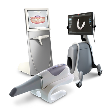 Digital Scanners, Digital dentistry, CADCAM, Cerec, omni cam, trios