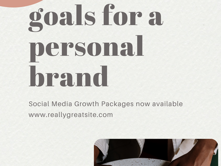 Social Media Growth Package  Now Available