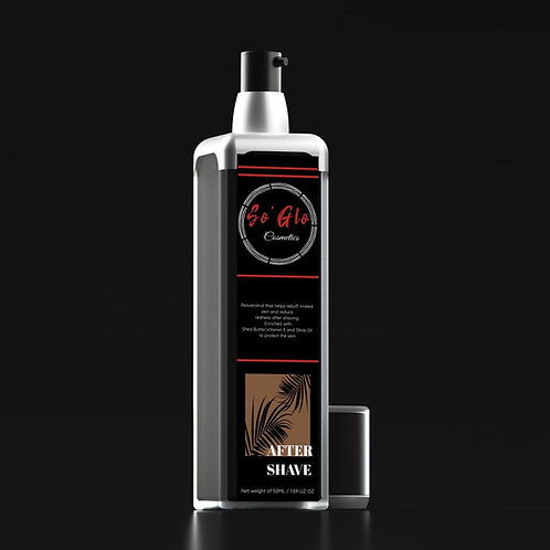 So'Glo Mens After Shave