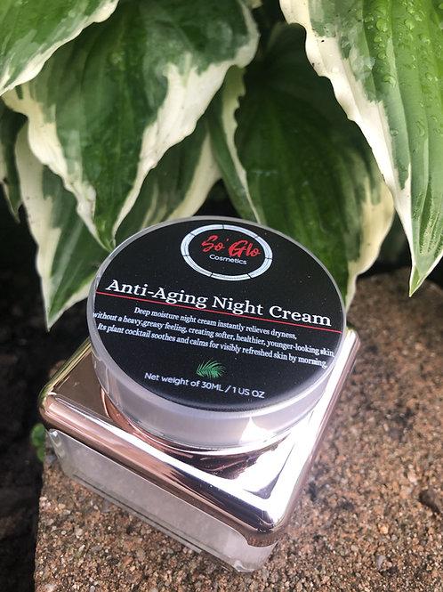Anti- Aging Night Cream