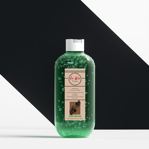So'Glo Aloe Vera Gel