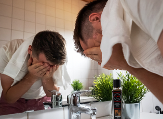 Men's Moisturizers and Face Wash