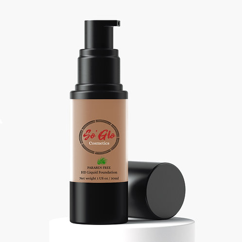 So'Glo Caramel Foundation