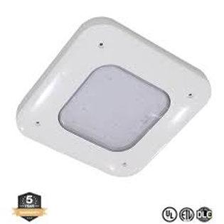 ML-CP-150W-311X-1601 150W LED Curve 1601 Canopy