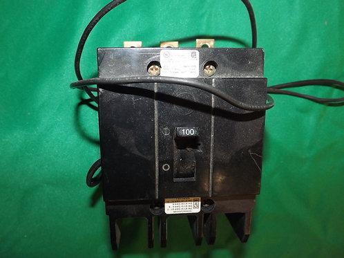 GHB3100 100 AMP 120 VOLT 3-Pole Culter-Hammer