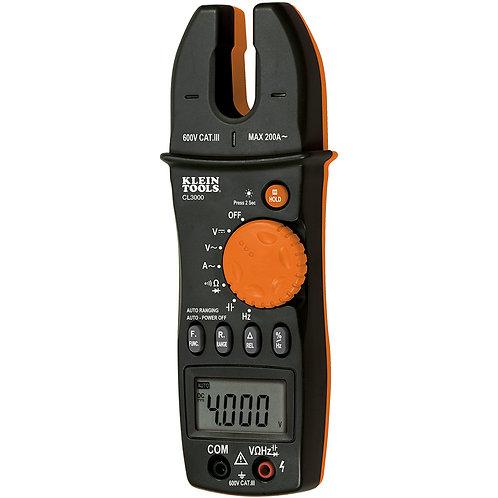 CL3000-200A AC Fork Meter