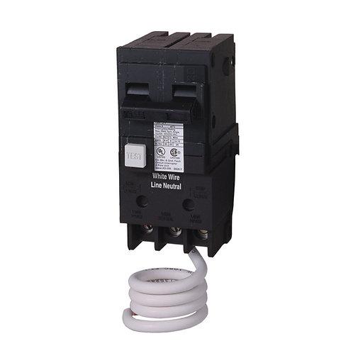 QF220A 50AMP 2-Pole GFI Breaker