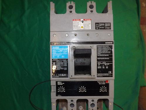 MXD63B800 800 AMP 600 VOLT 3 Pole