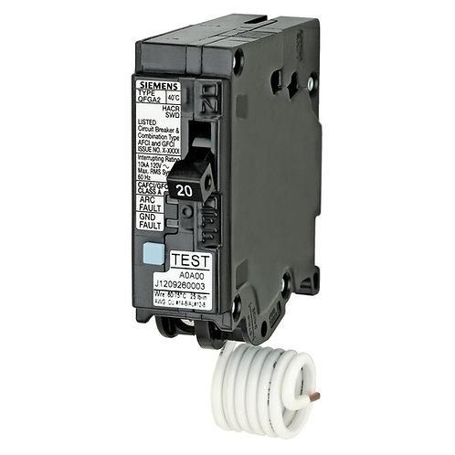 Q120DF 20 AMP 120V DUAL FUNCTION