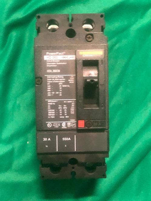 HDL26030 30 AMP Circuit Breaker
