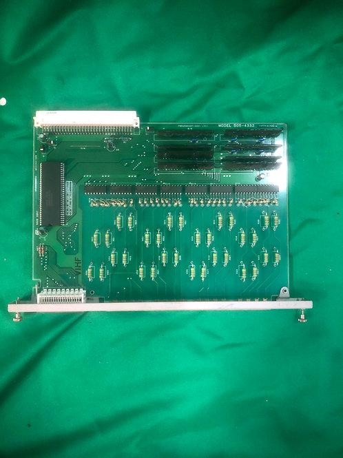 505-4332 Siemens PLC Card