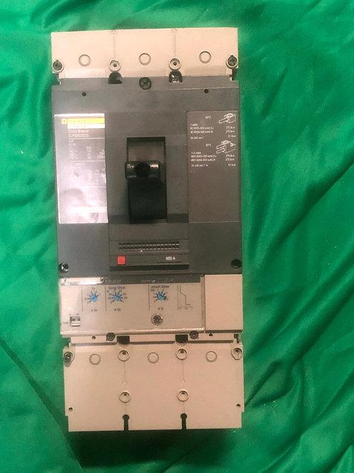 DJP36600E20 600AMP Circuit Breaker