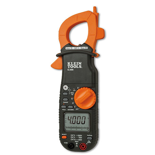 CL1000-400A AC Clamp Meter