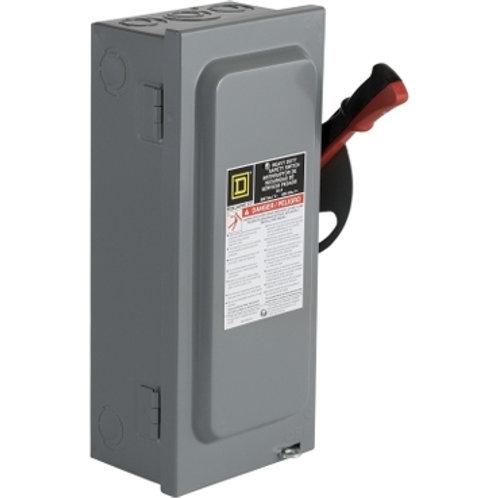 HNF362 60AMP N-F NEMA 1 Disconnect 480v