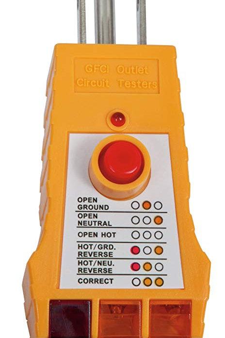 RT200 GFCI Tester
